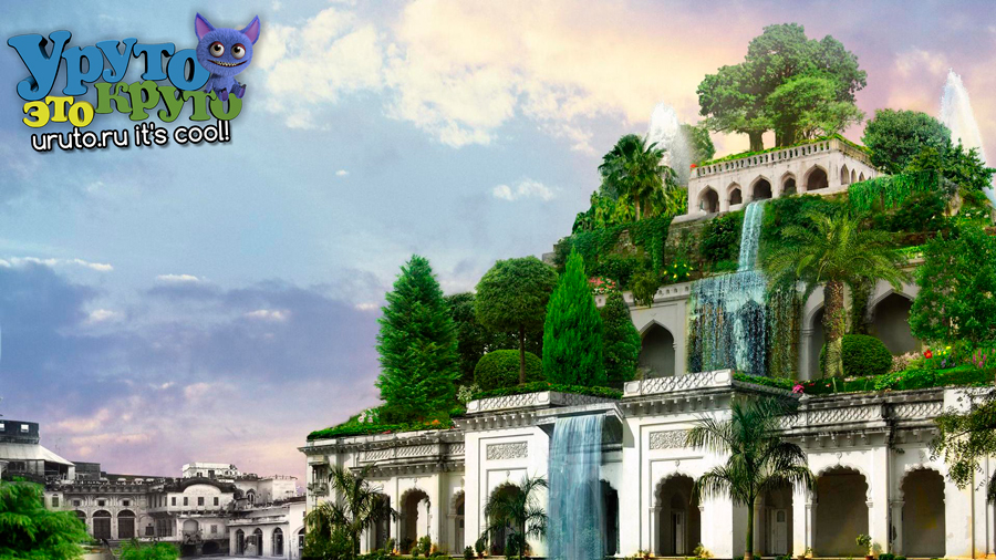 Best Hanging Gardens Of Babylon Images Wallpaper Amazing free HD 3D wallpapers collection You can download best 3D desktop backgrounds