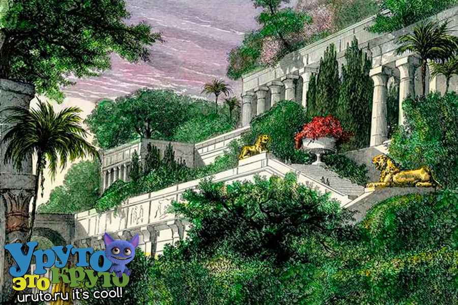 hanging gardens of babylon2