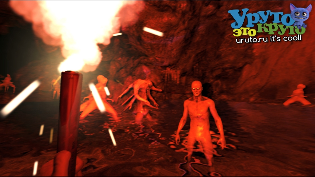 the forest horror game psx coming to ps ign 1